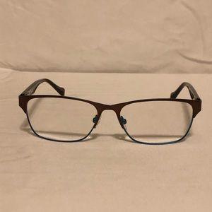 Lucky Brand Eyeglasses | D101 53-15-135 | Brown